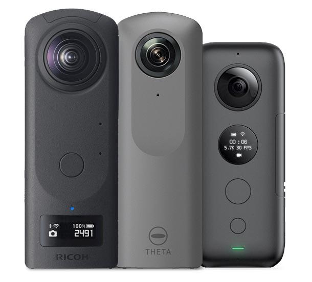 Rent 360° cameras at low prices on Gearbooker