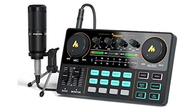 Rent Audio, sound production and DJ at low prices on Gearbooker