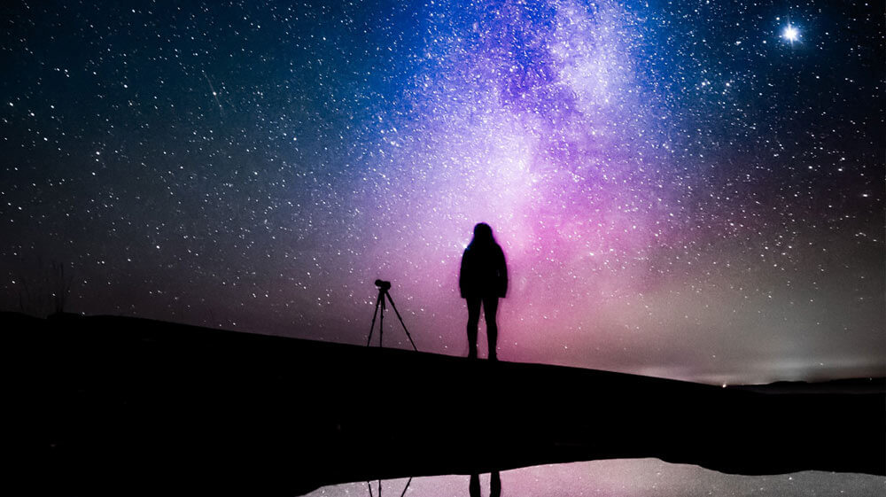 Huur apparatuur voor astrofotografie