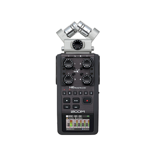 Rent Zoom H6 audiorecorder from Martijn