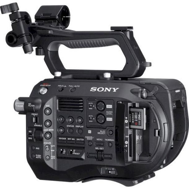 Rent a Sony PXW-FS7 4K XDCAM in Utrecht, West from Yurges