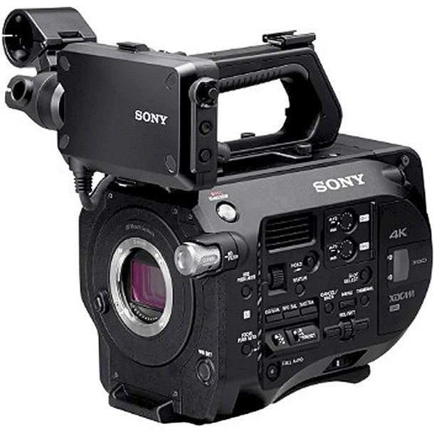 Huur een Sony PXW-FS7 4K XDCAM in Oisterwijk van Robbert