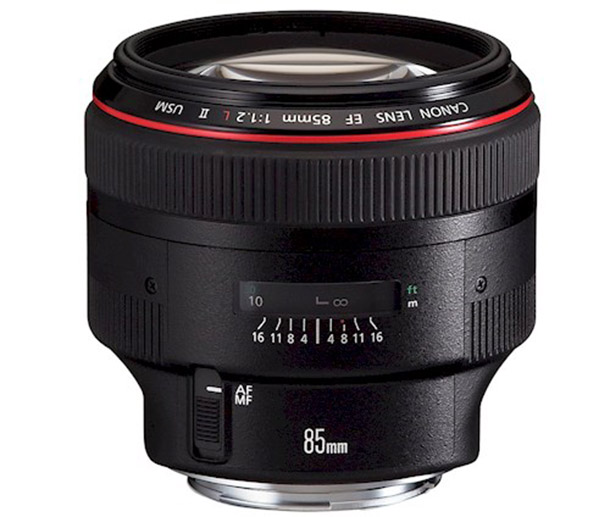 Rent Canon EF 85mm f/1.2L I... from Robbert