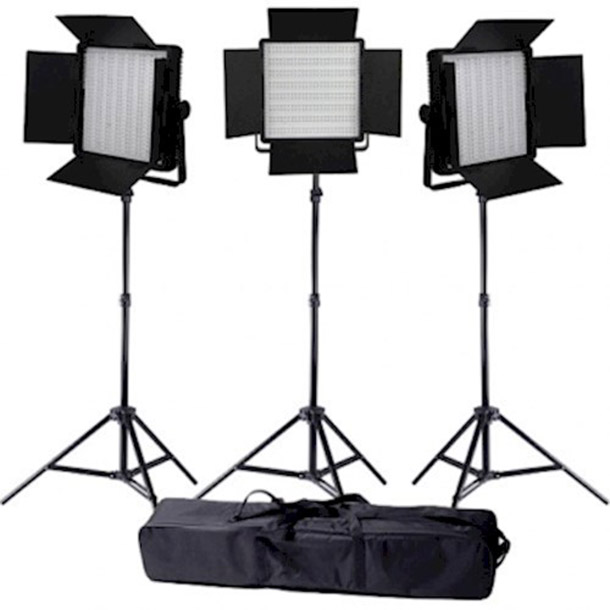 Rent LedGo 3x LG-600SC LED ... from Robbert