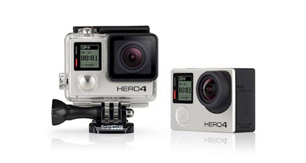 Rent a GoPro Hero 4 Black in Velp from THOMAS BLANKEN - AUDIOVISUELE PRODUCTIES