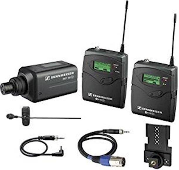 Rent a Sennheiser EW 100 ENG G2 (786-789 MHz) in Schijndel from Nik