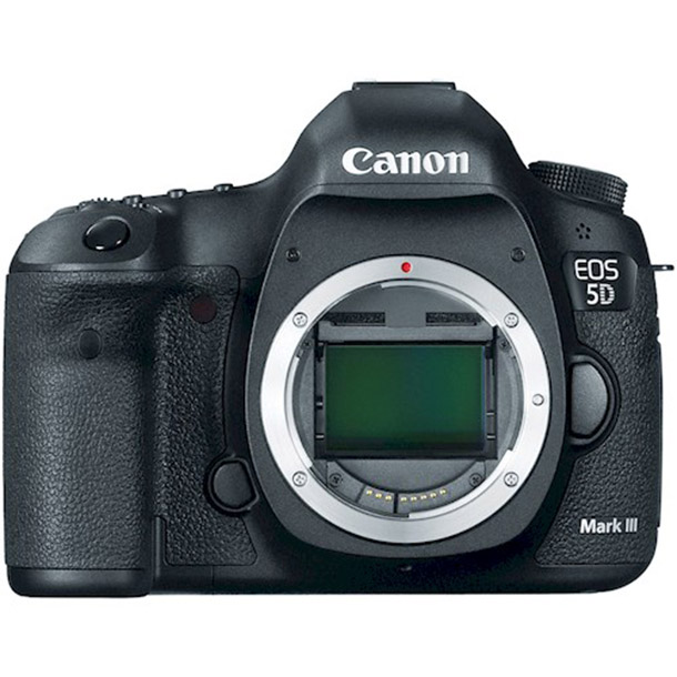 Rent a Canon EOS 5D Mark III DSLR Body in Enschede, Enschede-Noord from Indra
