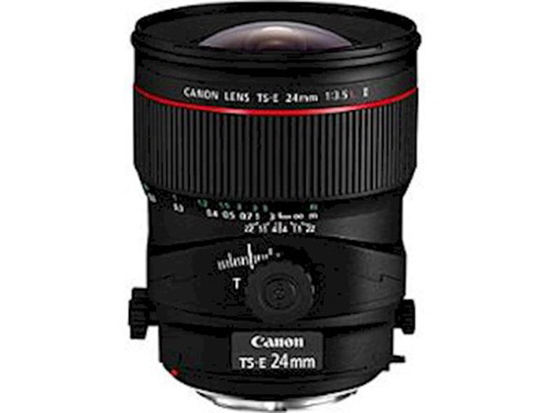 Rent a Canon TS-E 24mm f3.5L II Tilt-shift Lens in Amsterdam from Sonia
