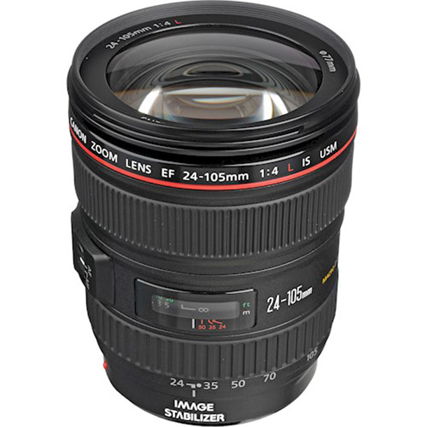 Rent Canon EF 24-105mm f/4L... from Sonia