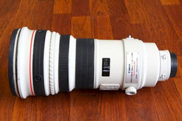 Rent Canon EF 400mm F2.8/L IS from Kay