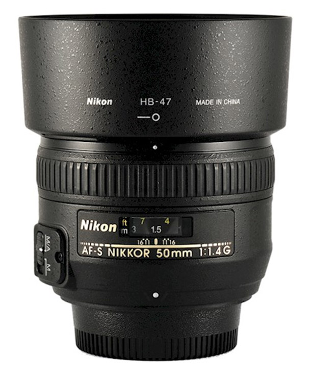 Rent Nikon lens Nikkor 50mm... from MIRROR IMAGE PHOTOGRAPHY & FILM