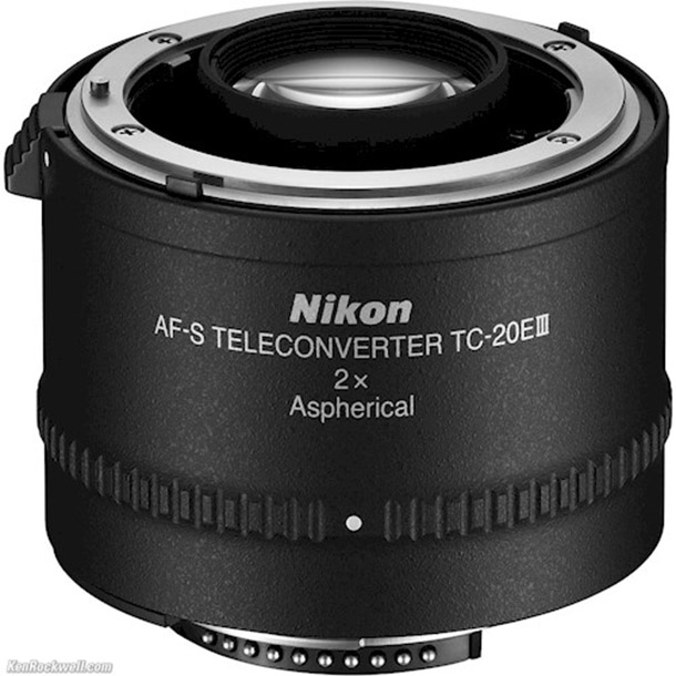 Rent Nikon TC-20E III from MIRROR IMAGE PHOTOGRAPHY & FILM