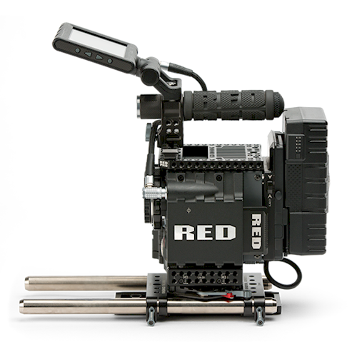 Rent Red Scarlet MX 4K from Jeppe