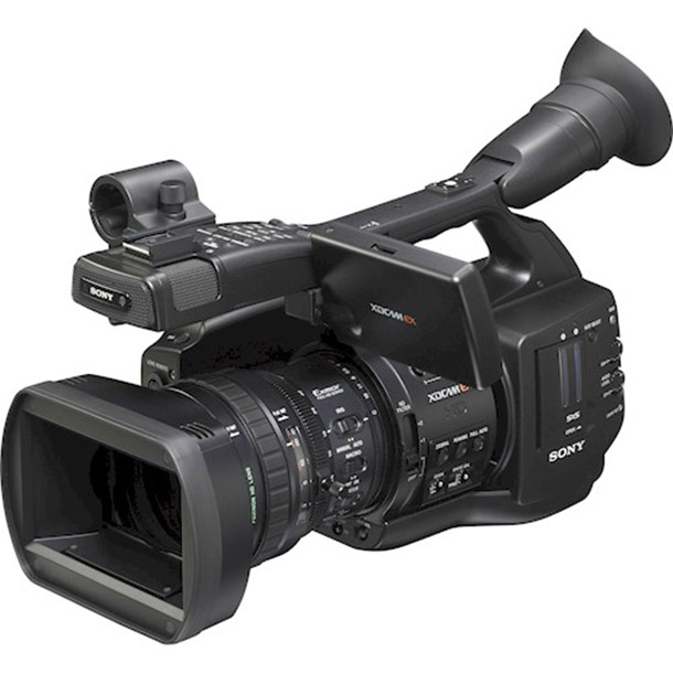 Rent SONY PMW-EX1R from Edward