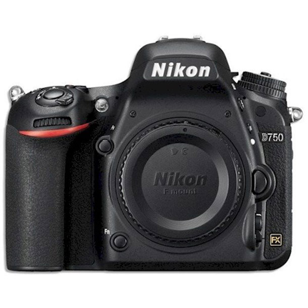 Rent a Nikon D750 fullframe body in Den Haag from Taylan