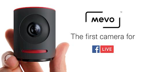Huur een Mevo Livestream Camera mét Mevo Boost! (uitbreiding voet) in Utrecht, Zuid-West van Jelle