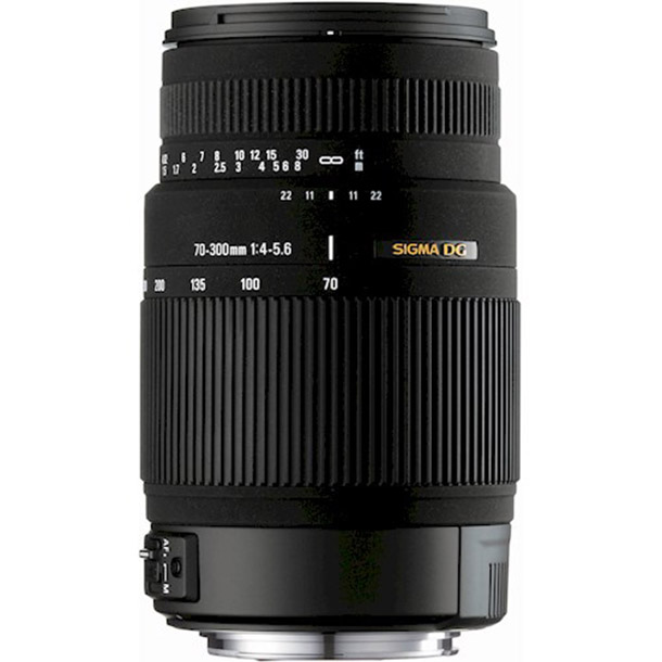 Rent a Sigma 70-300 mm - f/4-5.6 DG in Odoorn from Richard