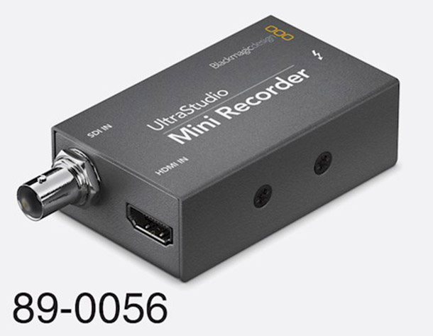 Rent Mini Recorder SDI/HDMI... from V.O.F. PRODUMEDIA