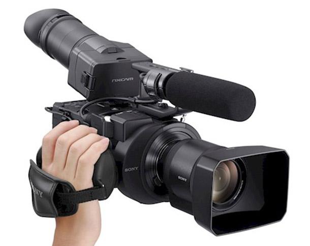 Louez Sony NEX-FS700R de Tim
