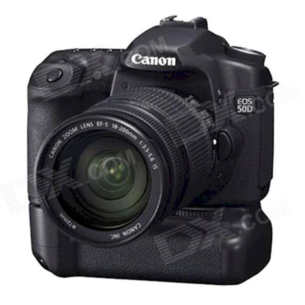 Rent a Canon EOS 50D + grip (BG-E2N) in Delft from Bram