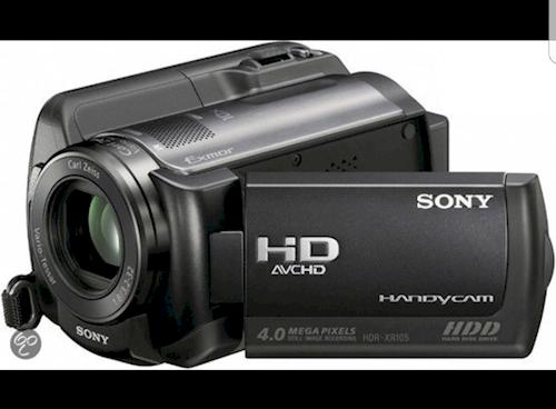 Huur Handycam HDR-XR105 van Taylan