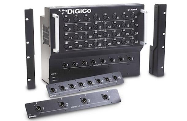 Rent DiGiCO D-Rack from JOEYBUDDENBERG.COM