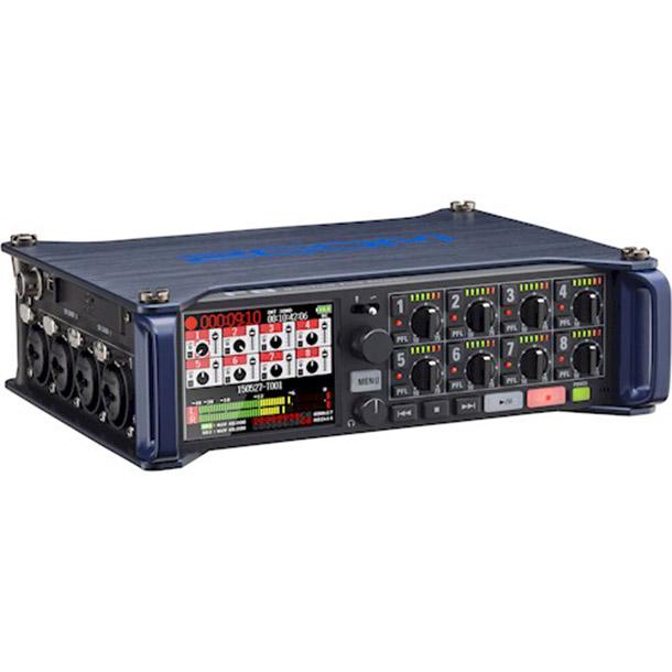 Rent Zoom F8 recorder from JOEYBUDDENBERG.COM