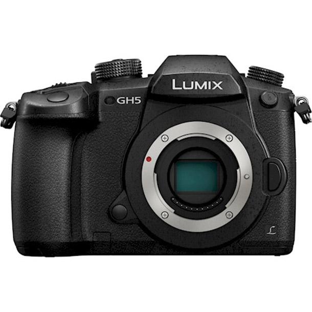 Rent a Panasonic DMC-GH5 systeemcamera Body Zwart in Goes from Jeroen