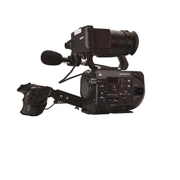 Rent a Sony FS7 set in Bergen op Zoom from Camuse