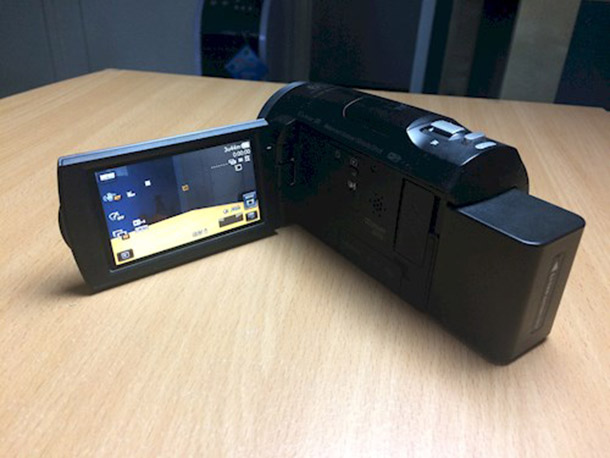 Rent a Sony CX625 in Emmen from Giulliano