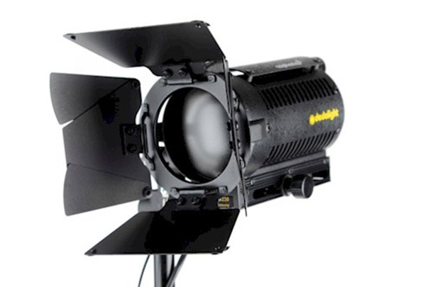 Rent a Dedolight DLH-4 150 Watt Spotlight with DT24-1 Dimming Power Supply in Goes from Jeroen