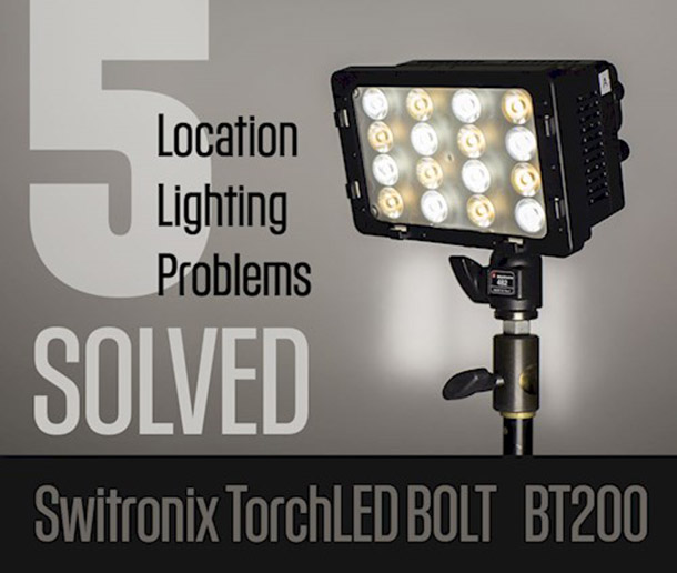 Rent TorchLED Bolt 220 by S... from Jeroen