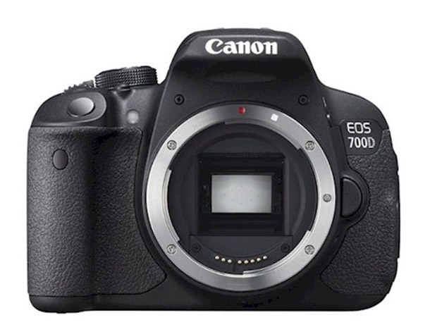 Rent a Canon EOS 700D body in Emmen from Richard