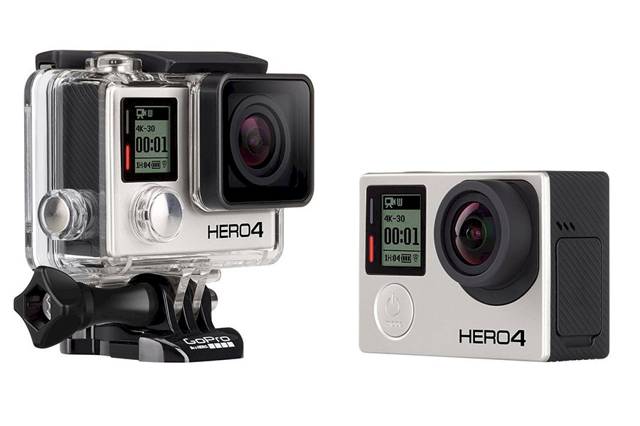 Rent Hero 4 Black Edition from Joël