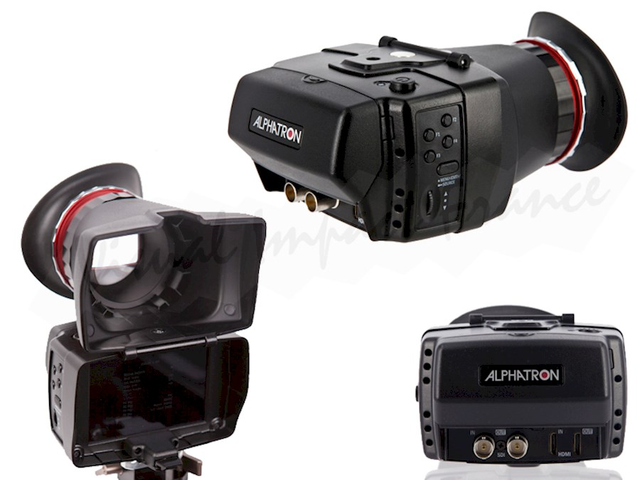 Rent a ALPHATRON EVF-035W-3G in Kapelle from Rick
