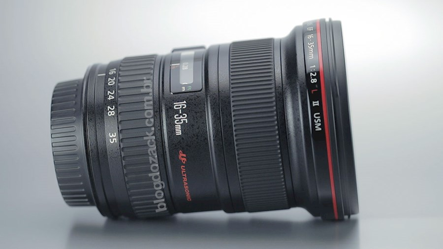 Rent Canon EF 16-35 mm USM ... from KNOWLE