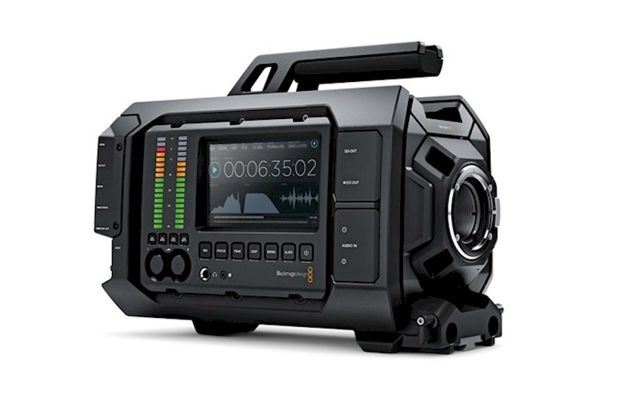 Rent a Blackmagic Ursa 4K EF in Beek en Donk from TVL MEDIA