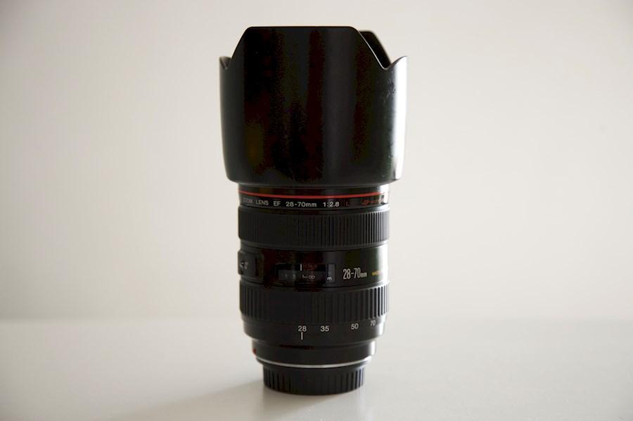 Rent a Canon 28-70mm f/2,8L USM in Hilversum from Tim