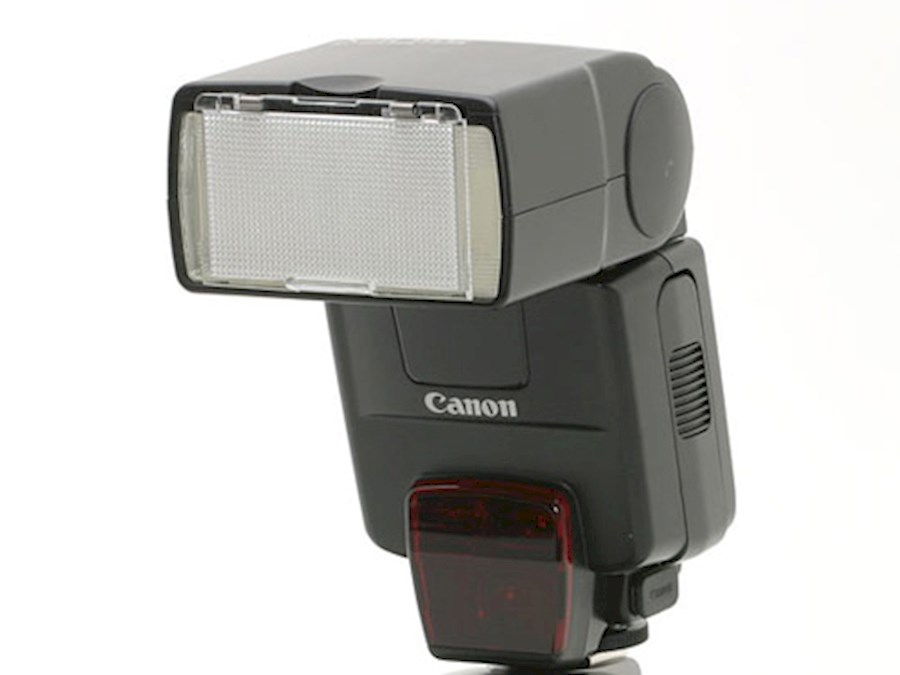 Rent Canon Speedlite 550EX from KNOWLE