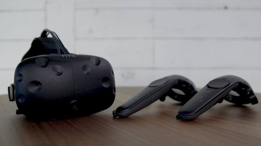 Rent HTC Vive, complete VR ... from Astrid
