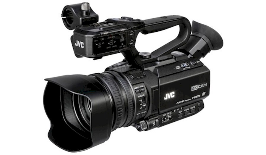Rent JVC GY-HM170E from Paul