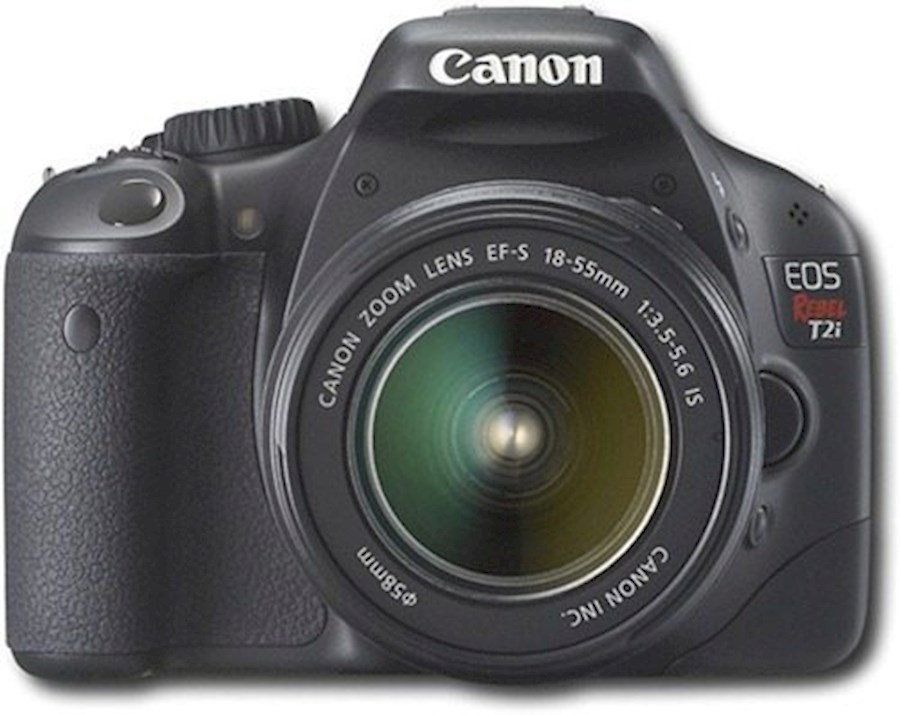 Rent a Canon T2i + 18 - 55 mm lens in Amsterdam from Beatriz