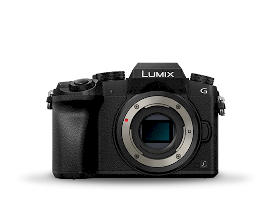 Rent a Panasonic G7 in Den Haag from TJIBBE PRODUCTIONS