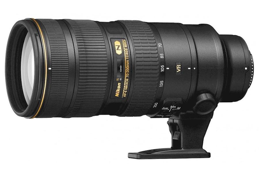 Rent a Nikon 70-200mm 2.8 VR II in Den Haag from Robert