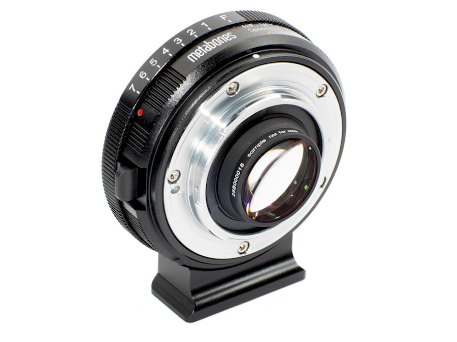 Rent Speedbooster Nikon - M43 from TJIBBE PRODUCTIONS