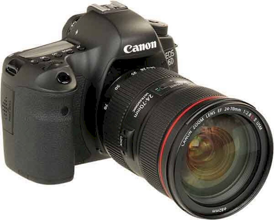 Rent a Canon 6D incl. L-series lens (24-105mm 1:4) in Amsterdam from Lou