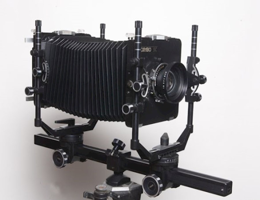 Rent a Cambo 4x5 groot formaat analoge camera in Leeuwarden from Wytse