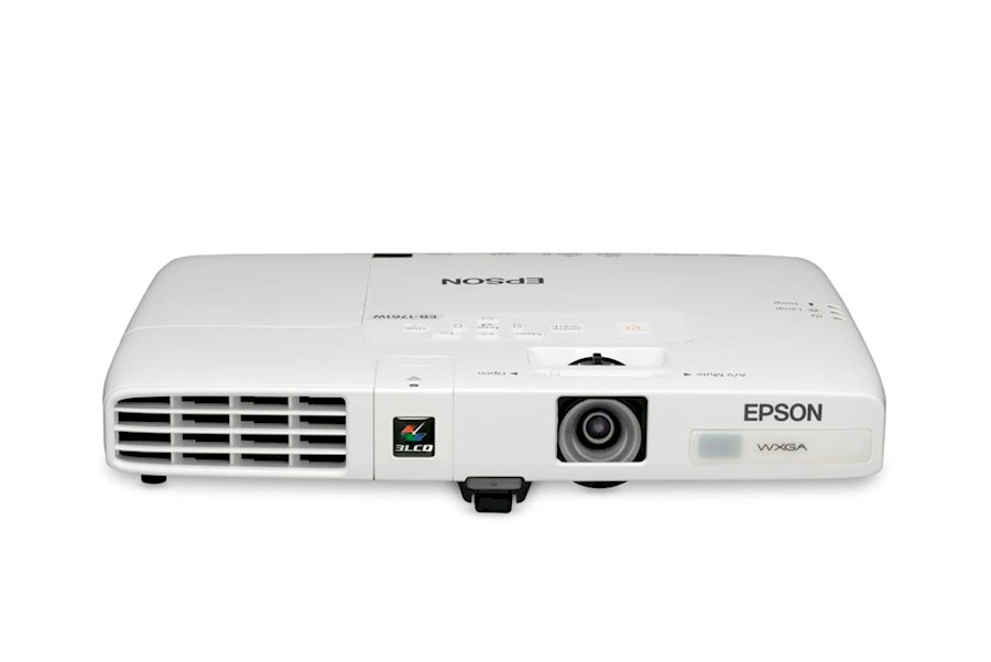Rent Epson EB-1761W Beamer from Wouter
