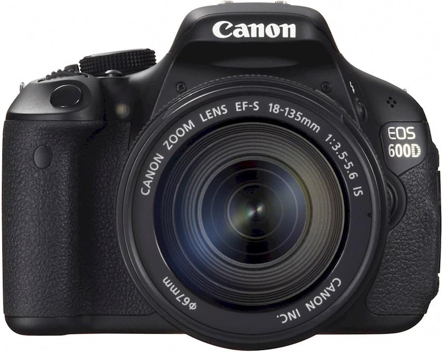 Rent a Canon 600D in Voorschoten from Rene