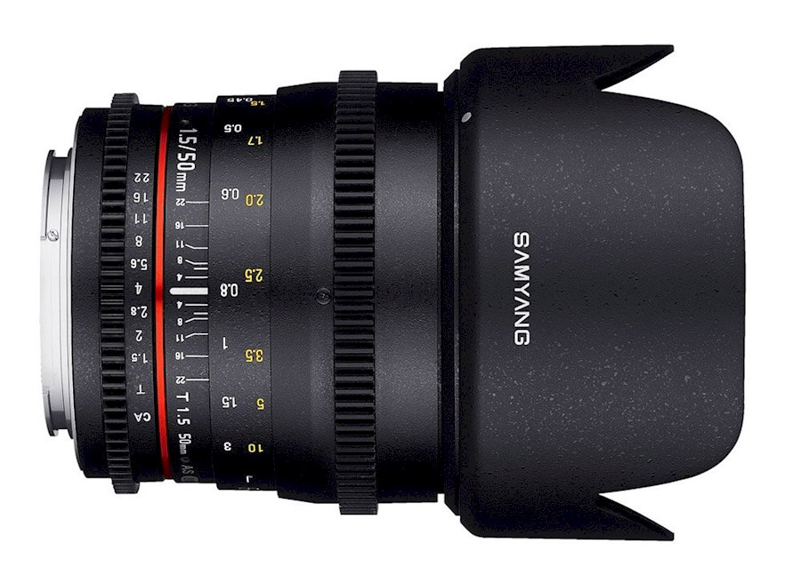 Rent a Samyang 24mm F/1.5 UMC - EF Canon vatting in Amsterdam from Zowik